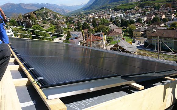 Coutaz - Energie solaire